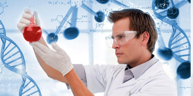ученый химик