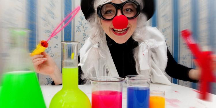 химические фокусы для детей