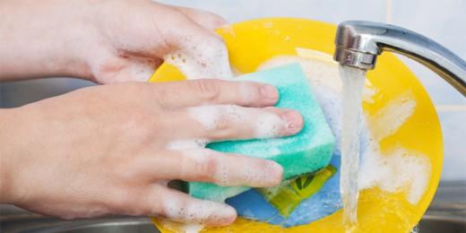 безопасные средства для мытья посуды