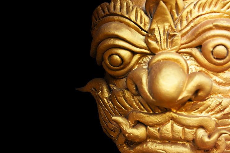 золотая маска таиланд