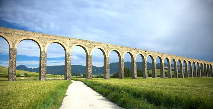 римский свинцовый водопровод
