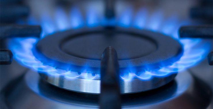 естественный газ