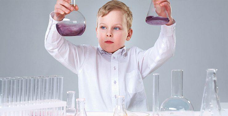 занимательная химия для детей