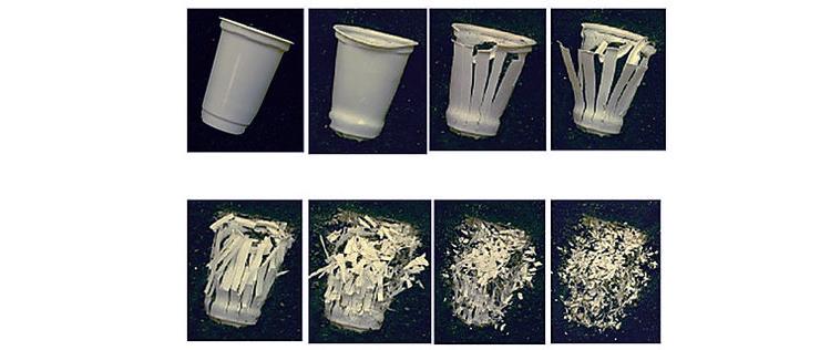 разложение пластика