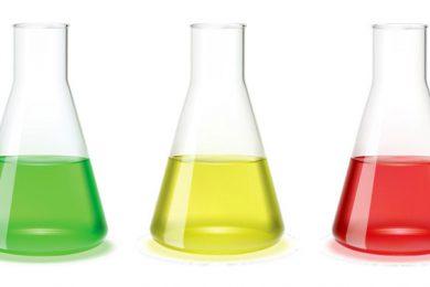 химический опыт светофор
