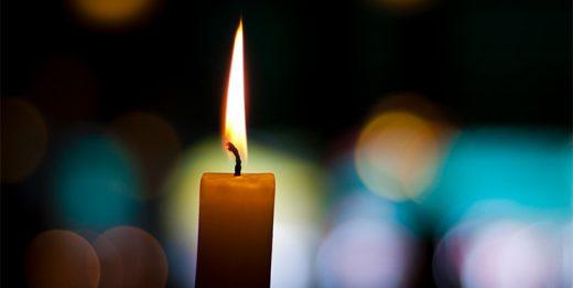 свеча из мыла
