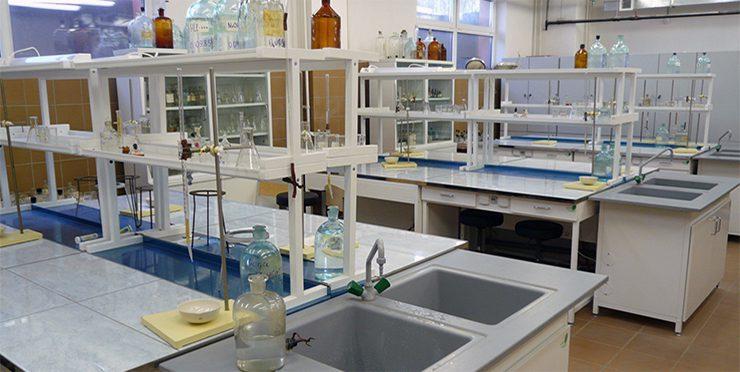 учебная лаборатория по химии