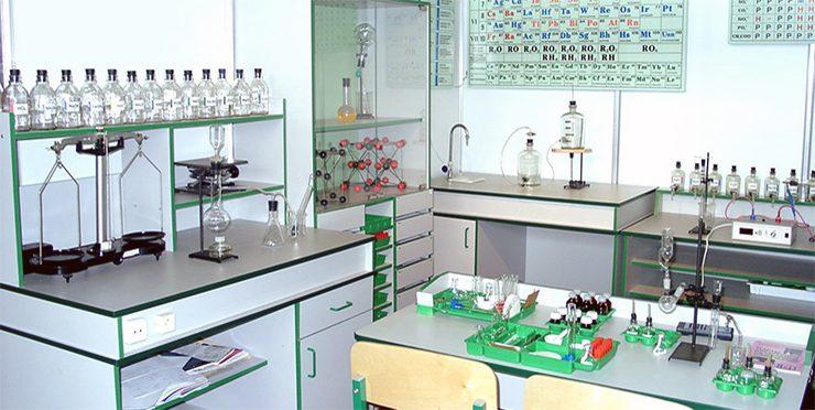 учебное оборудование по химии