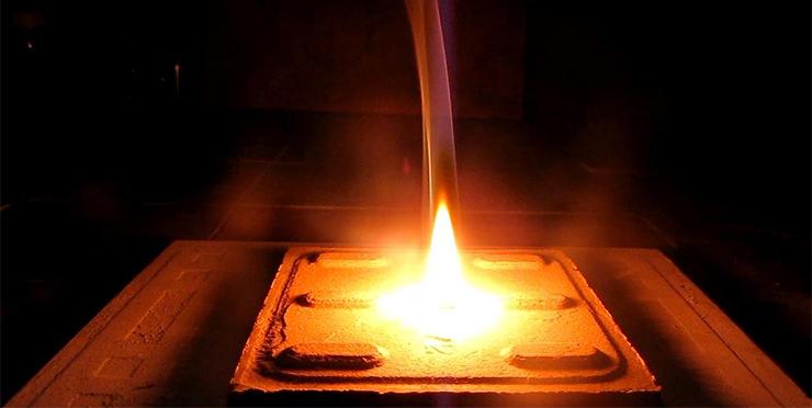 молекулярная теплота горения