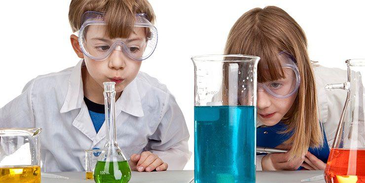 химия дети