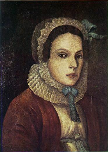 Мария Дмитриевна Менделеева