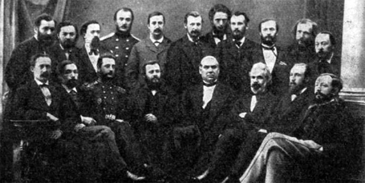 русские химики 19 века