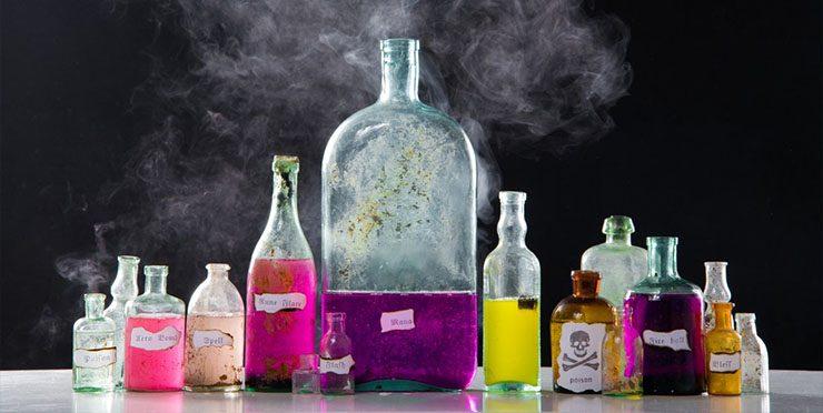 химические яды