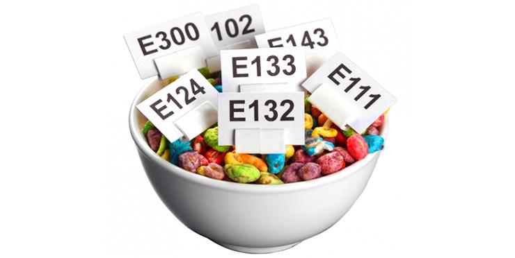 пищевые е-добавки