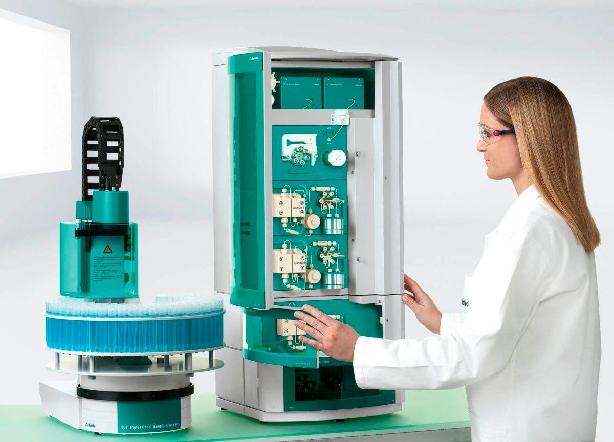 Хроматограф ионный химический