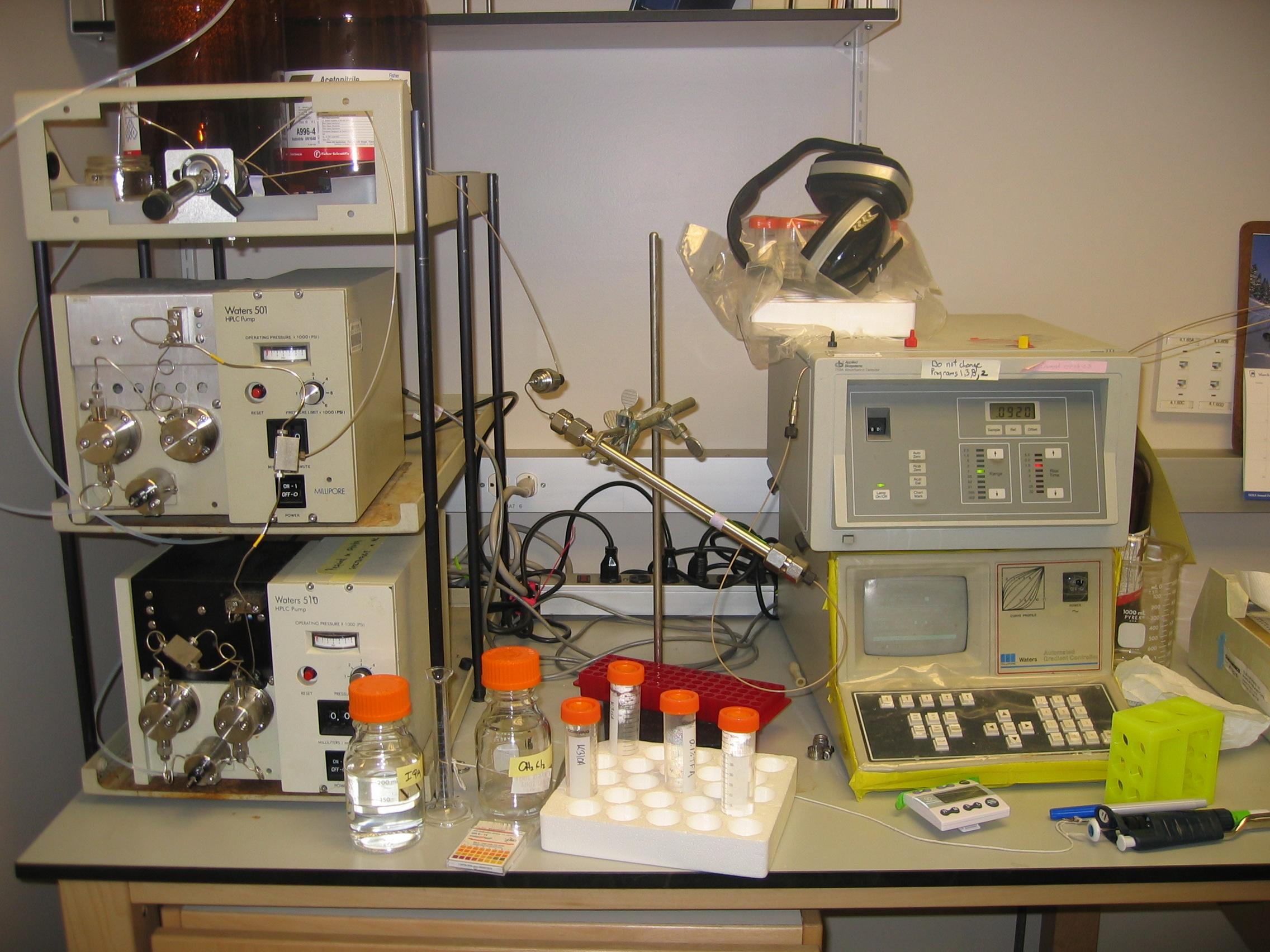 Жидкостная хроматография