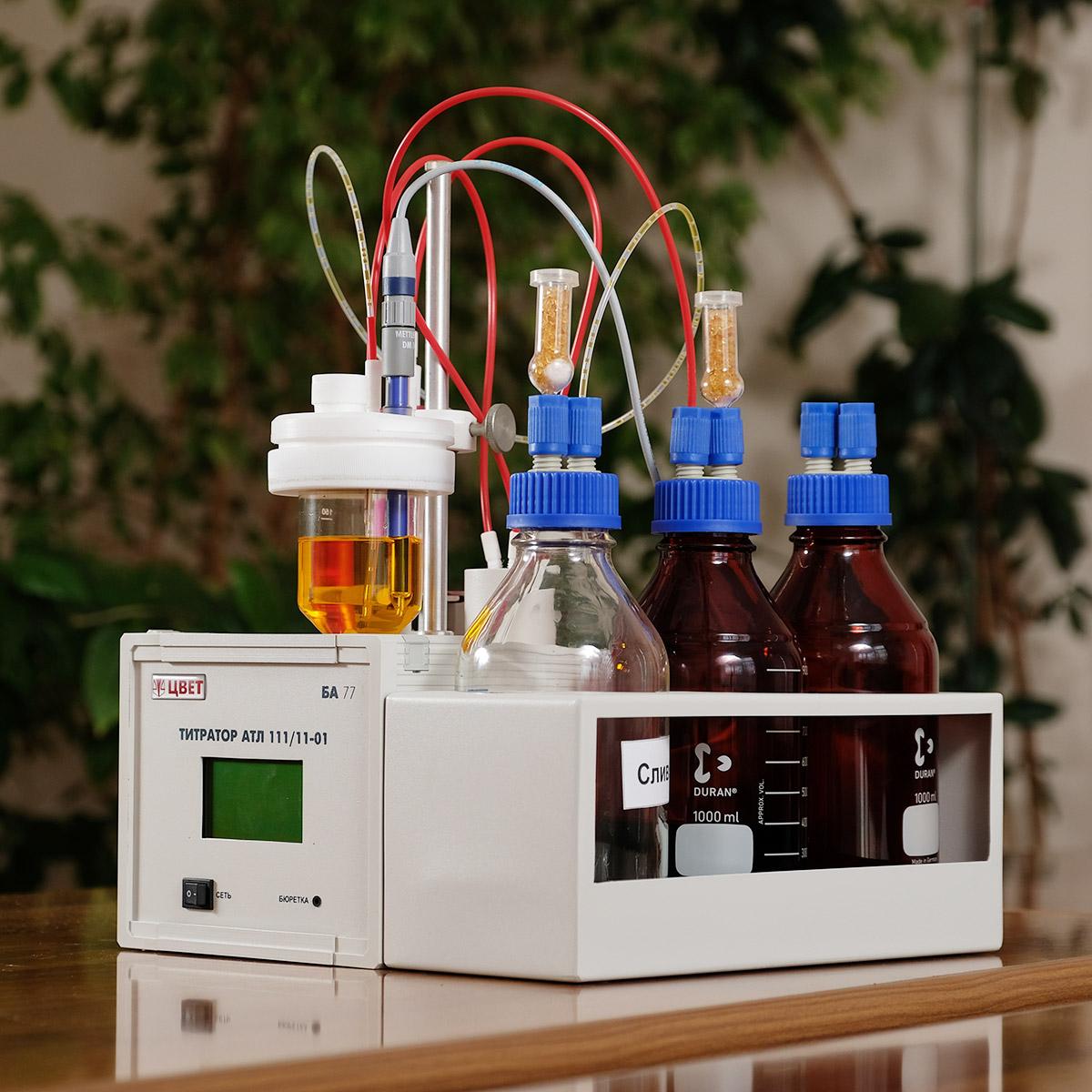 Хроматография газов