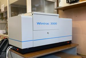 Wintrac 3000 – лазерный анализатор частиц в жидких дисперсиях и сухих порошках